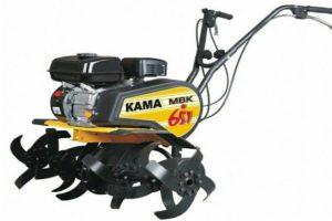 Культиватор Кама МВК-651 для небольших площадей