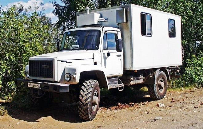 ГАЗ-33081 грузовик Садко