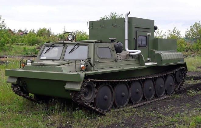 Тюнинг вездехода ГАЗ-34039