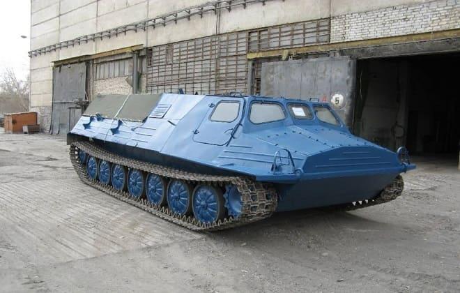 Вездеход ГТТ-Б