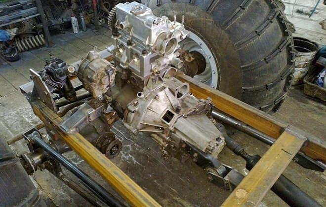 Двигатель ВАЗ-2108