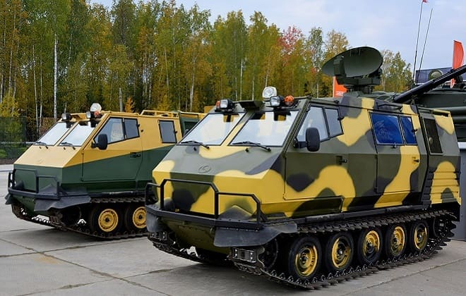 Военные вездеходы утилитарного типа
