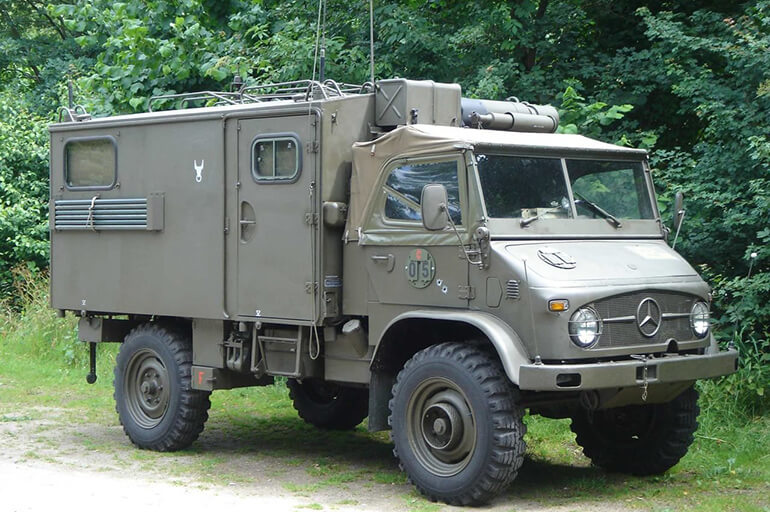 Армейский ГАЗ