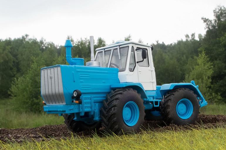 Характеристики трактора