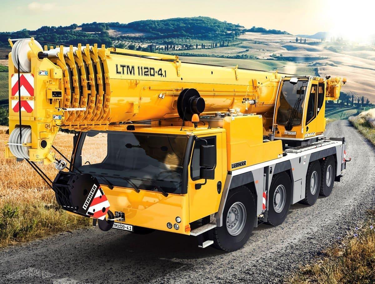 Liebherr LTM 1120 4.1