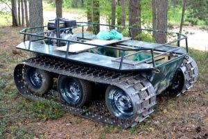 Как сделать простейший механизм поворота на гусеничном вездеходе: бортовые фрикционы, варианты самоделок