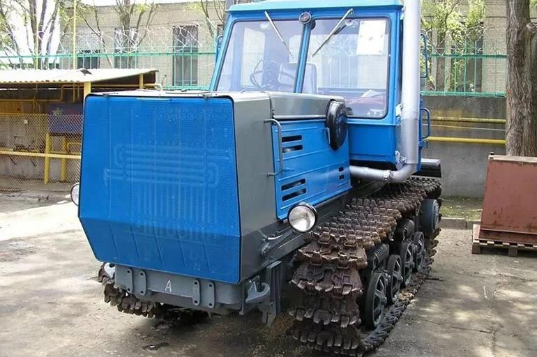 Модернизация трактора Т-150