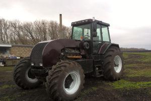 Самодельный трактор Бизон 4х4 с двигателем ЯМЗ-236: как сделать, чертежи, сборка, видео