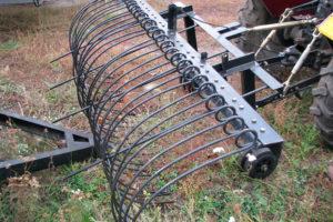 Как сделать тракторные грабли своими руками: самодельные ворошилки для минитрактора