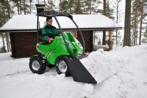 Лучшие минитрактора для уборки снега с ковшом: как сделать снегоуборщик самостоятельно