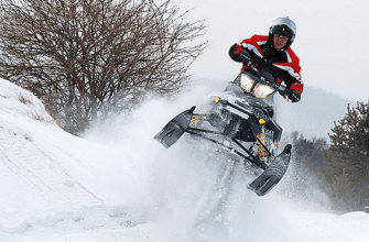 Где купить бу снегоход в хорошем состоянии