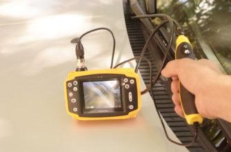 Как выбрать видеоэндоскоп для автосервиса